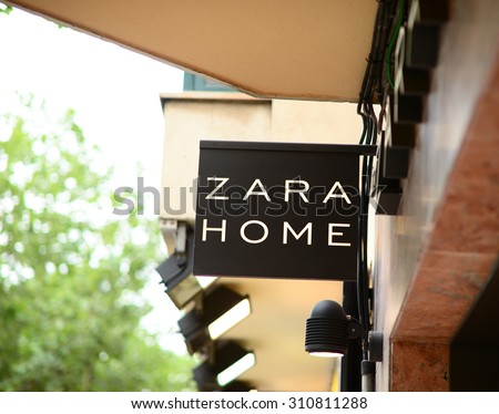 zara home logo vector eps download seeklogo. Black Bedroom Furniture Sets. Home Design Ideas