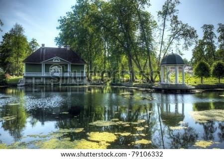 Palmse pond