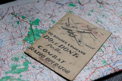 Pamphlet issued to VIII Bomber Command during WW2