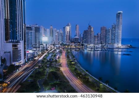 Panama city #463130948