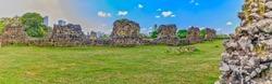 Panama City ruins