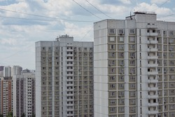 Panels buildings in Russia, Soviet architecture houses