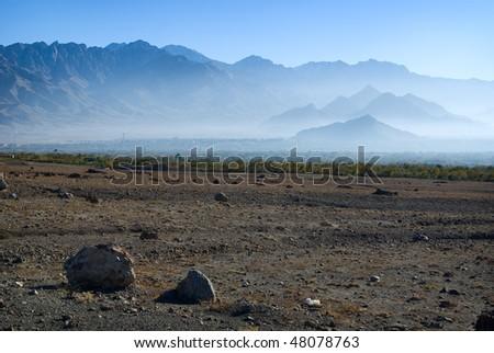 Panjshir Valley, Afghanistan