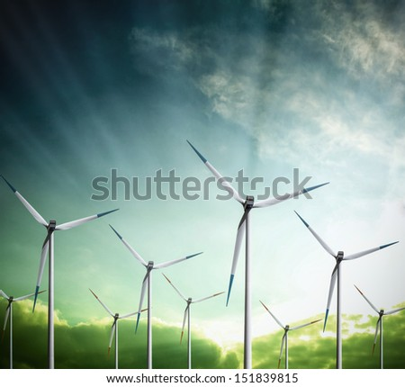 Panorama of Energy