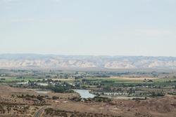 Panorama of Grand Junction, Colorado.
