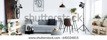 panorama of minimalist...