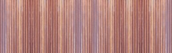 Panorama of Rusty old galvanized fence texture and seamless background