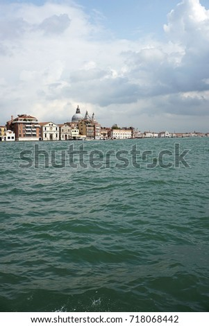 Panorama of Venice #718068442