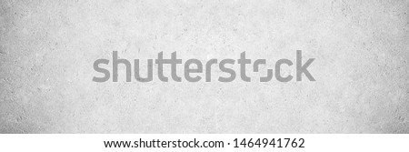 Panoramic grey paint limestone texture background in white light seam home wall paper. Back flat subway concrete stone table floor concept surreal granite quarry stucco surface panorama grunge pattern