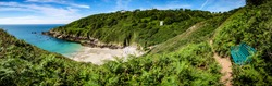 Panoramic Landscapes of Guernsey