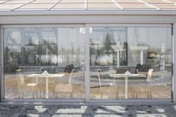 panoramic window system