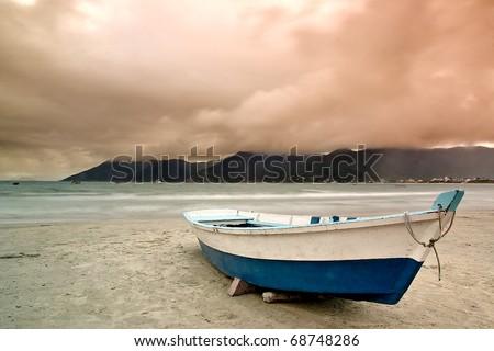 Pantano do Sul beach - Florianopolis - SC - Brazil