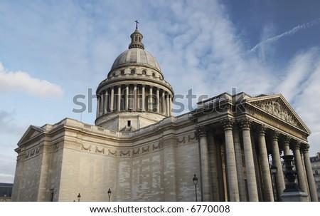 pantheon, napoleon bonaparte