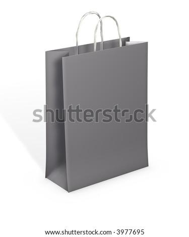 Paper bag empty II