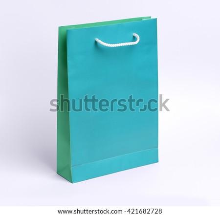 paper bag template mock up | EZ Canvas
