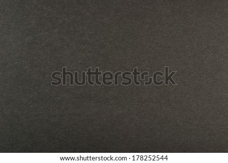 Paper - black paper structure as a background or texture