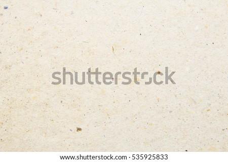 Paper board texture