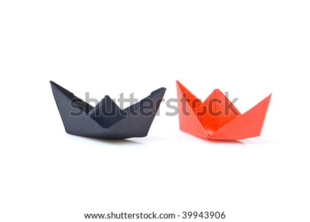 Paper boats #39943906