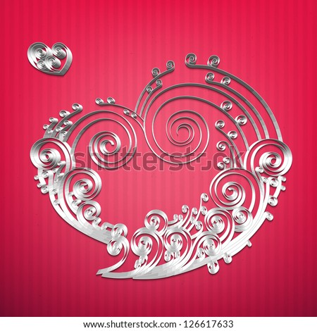 Paper Crafted Love Bubble