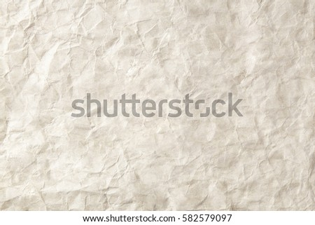 Shutterstock Paper recycled creased, background texture