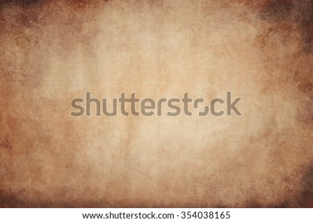 Paper sheet texture for vintage design - Shutterstock ID 354038165