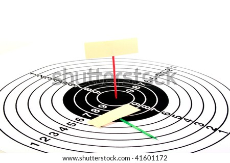 Paper target for training of accuracy and two indexes.