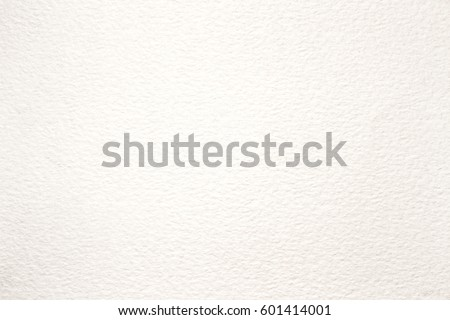 Paper texture background. Close up white watercolor paper texture background