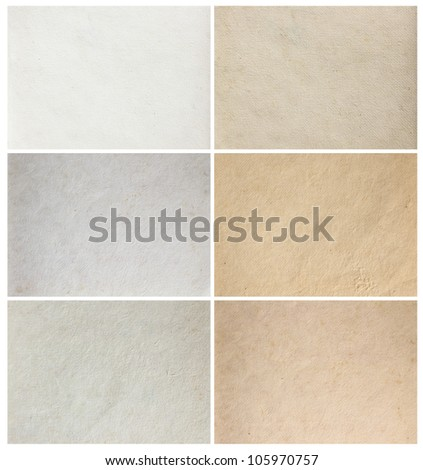 Paper texture Collection background template for design work Image Size 2480*3508 pixels