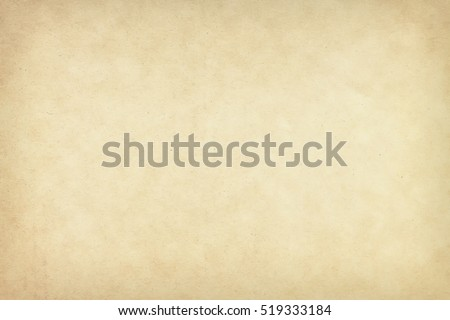 Paper texture light rough textured spotted blank copy space background in beige, yellow, brown #519333184
