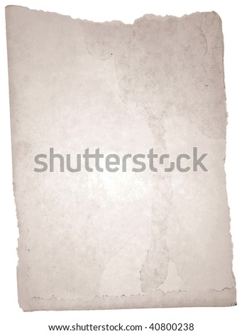 paper texture over white background #40800238