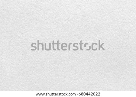 Paper texture. Sheet of white watercolor paper background. Can be used for presentation and web templates. - Shutterstock ID 680442022