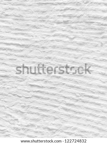 Paper texture. White paper sheet. Hi res.
