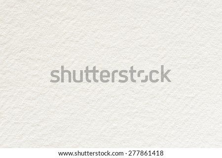 Paper texture. White watercolor paper texture background