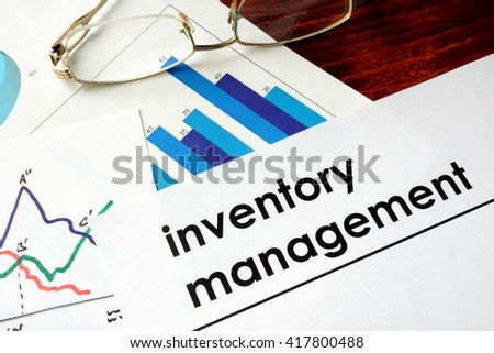 Master Thesis Inventory Management