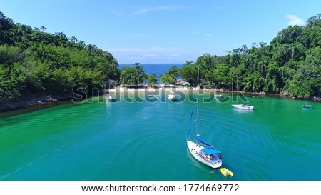 Paquetá Island in Angra dos Reis - RJ Stock foto ©