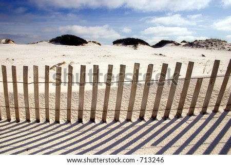 Paradise Beach, Florida USA (exclusive at shutterstock)