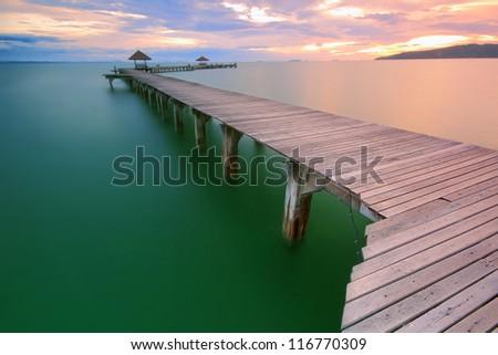 Paradise Landscape Sea