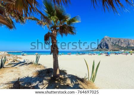 paradise tyrrhenian sea bay ...