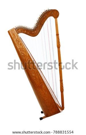 Paraguay's Latin Harp, Arpa (Arpa, Paraguayan · Harp) #788831554