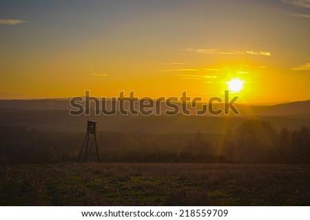 Parang Mountains - Rumunia #218559709