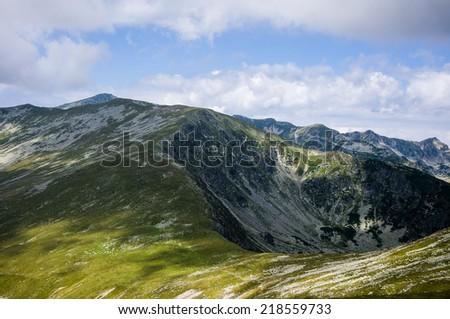 Parang Mountains - Rumunia #218559733