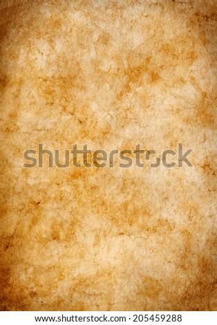parchment sheet texture, vertical
