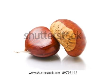 Parede class chestnuts, El Bierzo, Spain