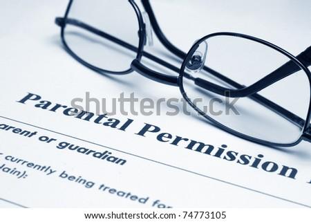 Parental permission