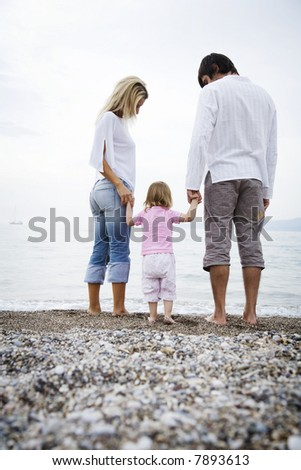 parents with toddler