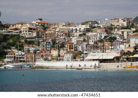 Parga - Beautiful travel destination in Greece