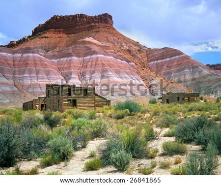 Paria Movie Set, Grand Staircase Escalante National Monument, Utah