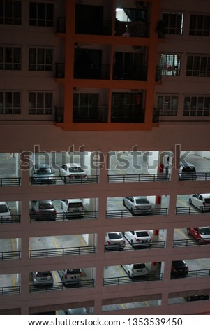 paring in apartement in malaysia