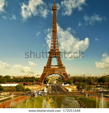 Paris. Capital of France