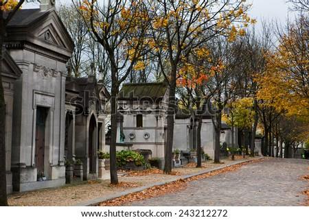paris graveyard